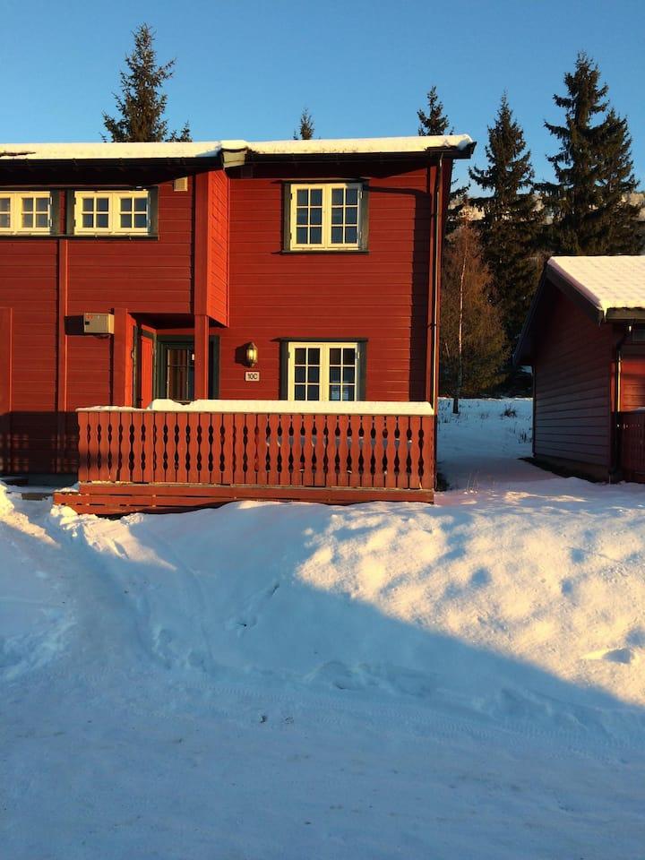 Hafjell/Lillehammer Sorlia 3 bedroom Cabin