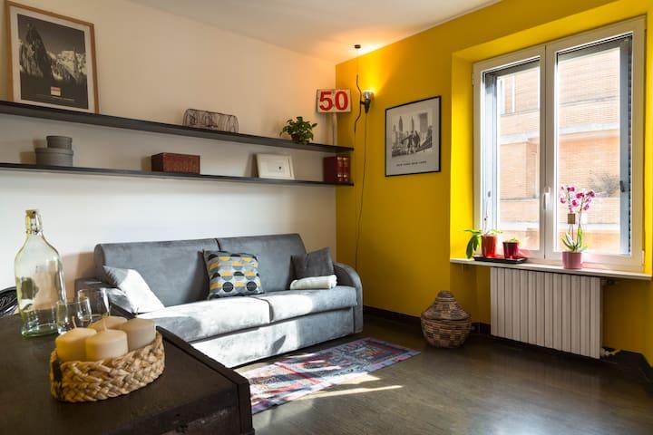 Studio Apartment Fiera Milano City