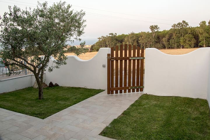 Detached house in the north of Sardinia