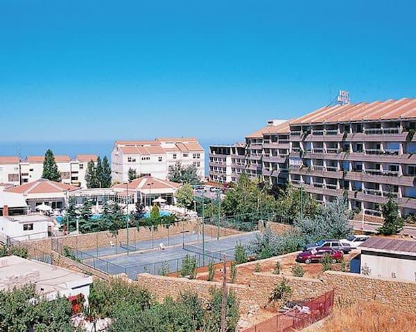 *Ehden, Lebanon, Hotel #1 /6067