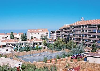 *Ehden, Lebanon, Hotel #1 /6067 - Ehden