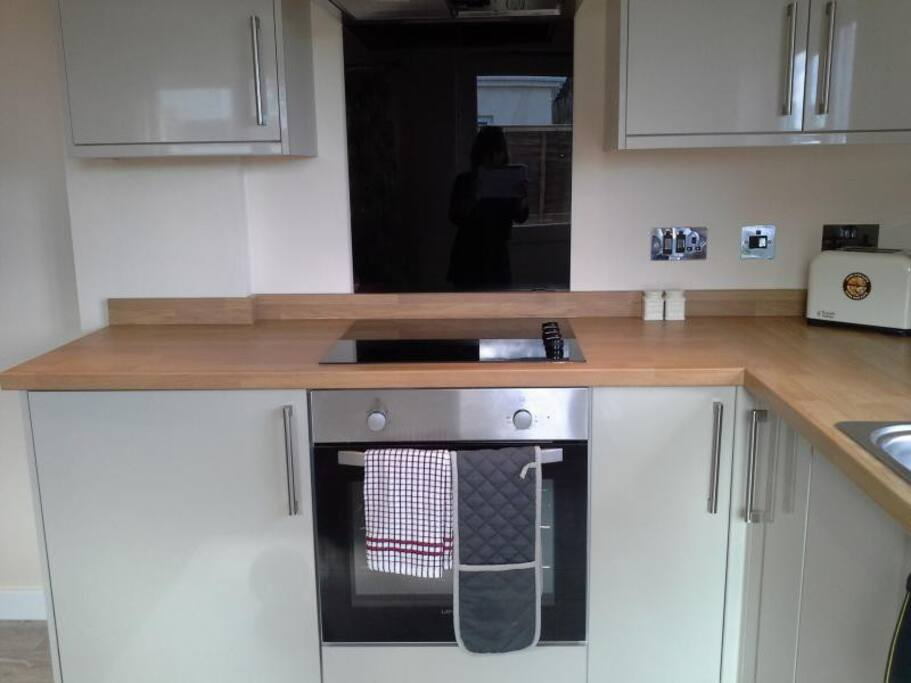 Luxury Contained Kitchen A