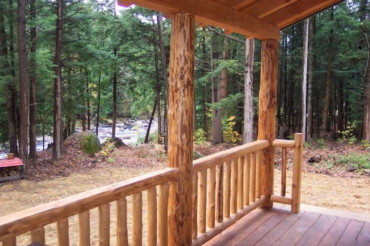 Independence River  Cabin - Glenfield - Apartment