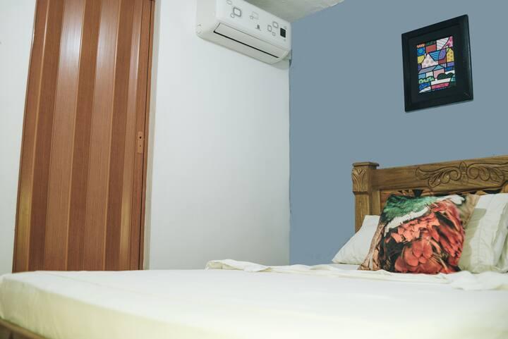 Habitación Privada #2  Hostal Santo Domingo Vidal