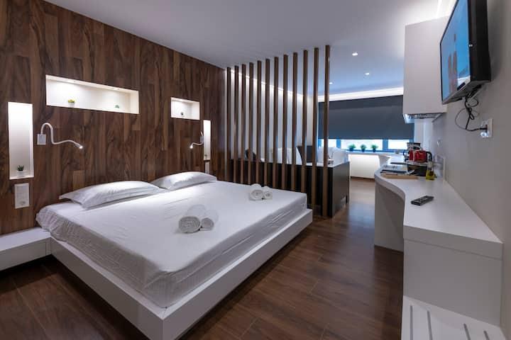 Infinity Premium Suite in Athens