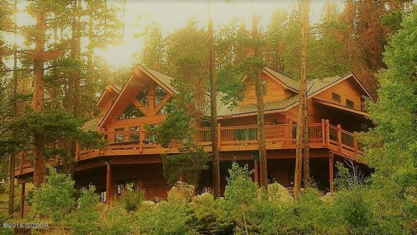 The Lakehouse in the Woods - Grand Lake - Ev