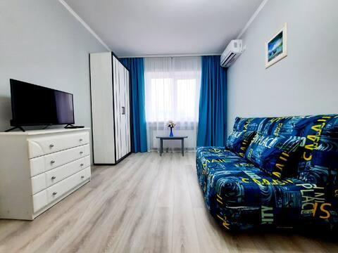 Новая однокомнатная квартира в спальном районе