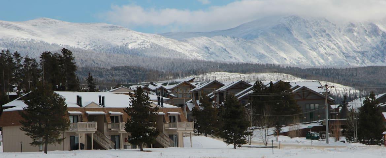Ski condo, family friendly, great Fraser location - Fraser - Íbúð