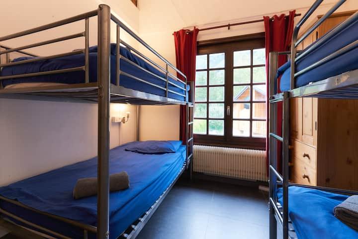 Standard 4 Bed Mixed Dorm