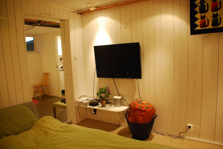 Bedroom 4, TV and X-box