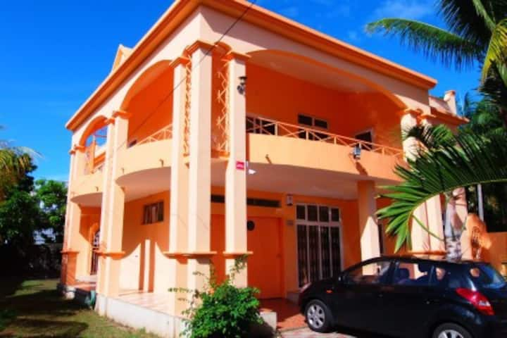 Villa Corail ( Rez de chaussée)