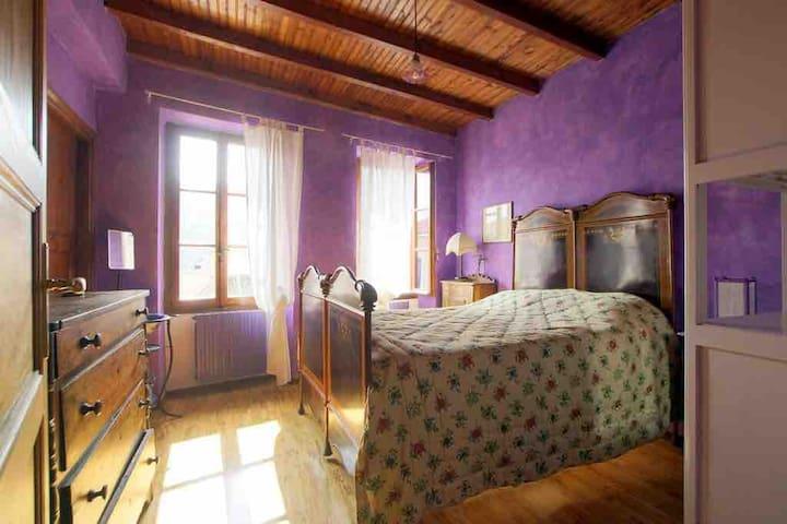 Lavender bedroom (1st floor)