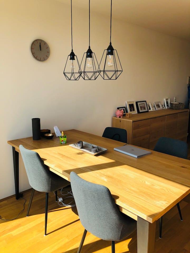 Neues Apartment | Schönes und helles Wohnen