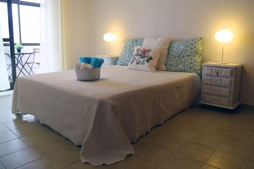 Casa Nova - Bedroom