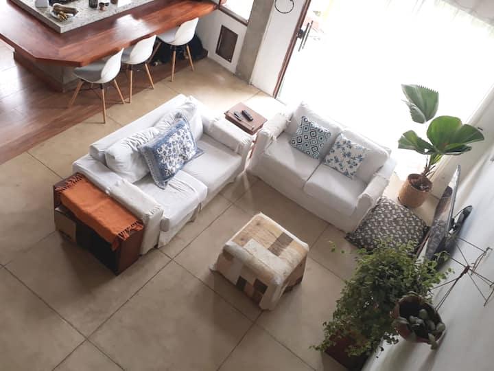 Forest House - Suíte Beija-Flor