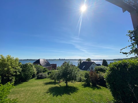 Ocean view. Perfect for exploring Southern Denmark