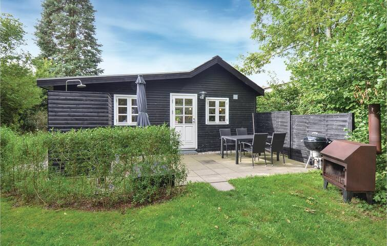 Holiday cottage with 1 bedroom on 50m² in Ebeltoft