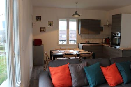 Maison privée, 5 minutes du centre-ville de Rouen - Rouen