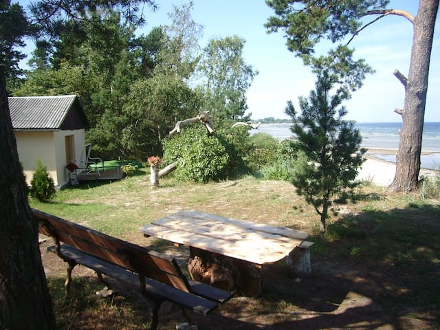 Relax directly on the Sea - Bigauņciems - House
