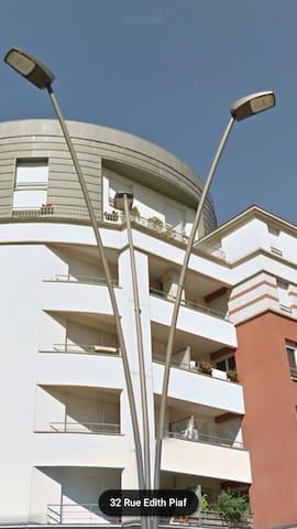 Chambre en proche banlieue de paris - Chevilly-Larue - Appartement