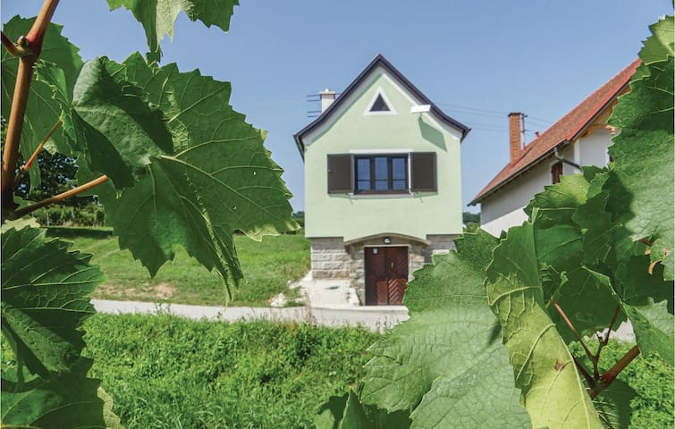 Holiday cottage with 1 bedroom on 50m² in Deutsch Schützen