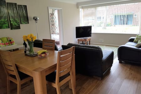 Large, comfortable flat in central Guildford - Guildford - Pis