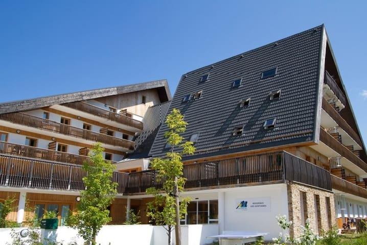 Appartement Rustique Près des Pistes | Village Enchanteur