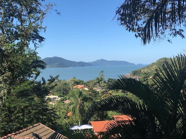 Brisa Ubatuba: Modern beach view paradise