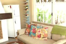 Kitchen / Livingroom area