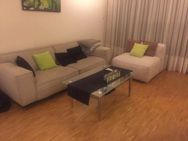 Appartement à 10 minutes du centre - Grand-Lancy - Departamento