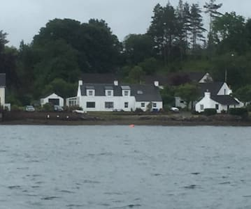 Lochside Fishermans Cottage - Lochgilphead