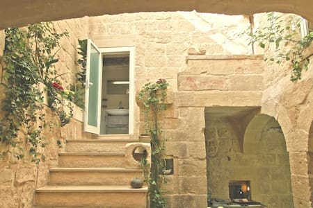 500 year old house Labini str. Mdina, Rabat - Rabat - House