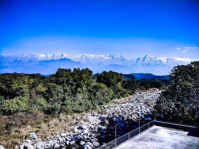 Suite Room-River View -3-Dharamsala/Kangra Airport
