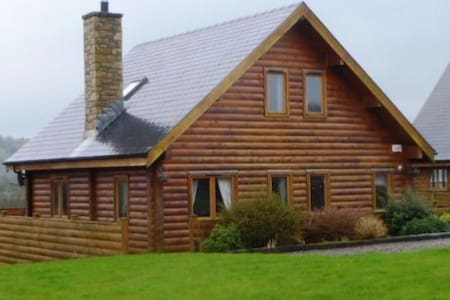 Lough Sillan Lakeside Lodge - Shercock - Chalet