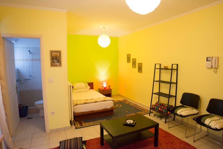 Yannis, Cozy Apartment - Patras - Appartement