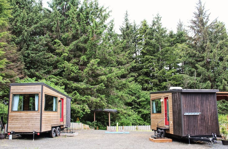 ★Tiny Home Retreat in Copalis Beach★