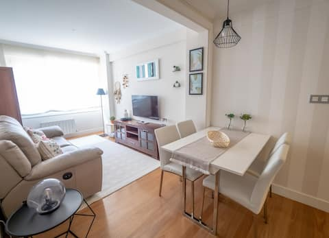 Apartment in Bilbao city center