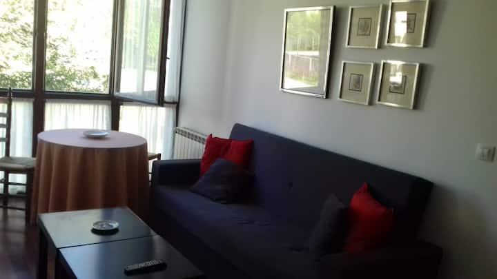 Apartamento entero en Comillas