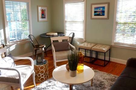 Bright, Modern Apartment: Historic Charleston - 查尔斯顿 - 公寓