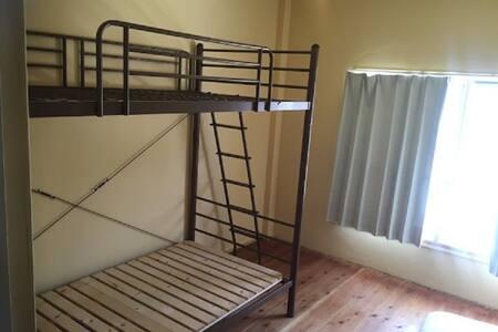 OHANA in Oshima Male Dormitory Room