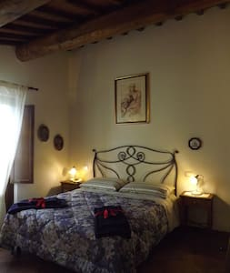Room of Country House 'La Rondine' - Bucine