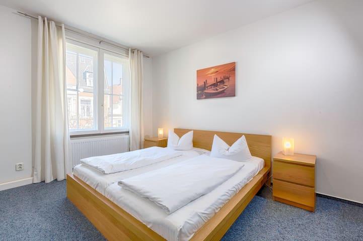 1,5 Zimmer für max. 4 Gäste im Herzen der Altstadt