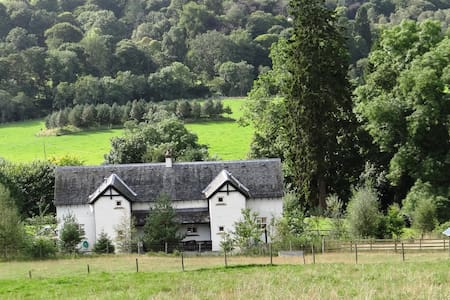 West Cromald Cottage- Self Catering - Perth and Kinross