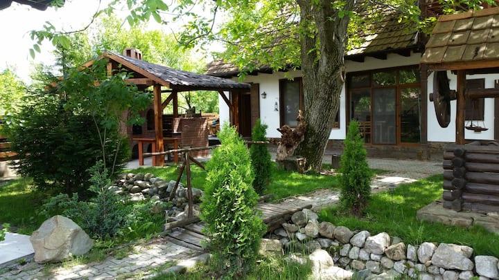 Casa de vacanta Ilidia - Cheile Nerei