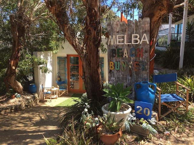 Melba Beach Bunker.