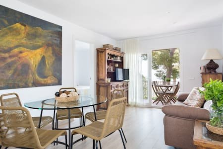 Apartament a Calella de Palafrugell (El Golfet)