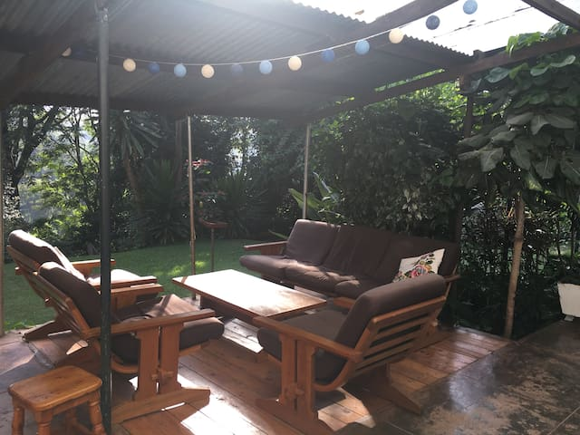 House in Spring valley in a serene environment - Nairobi - Apartamento