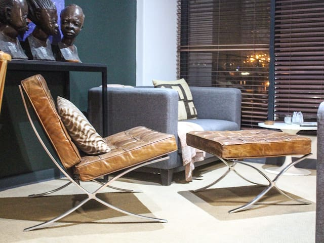 #Designer Apartment with Views