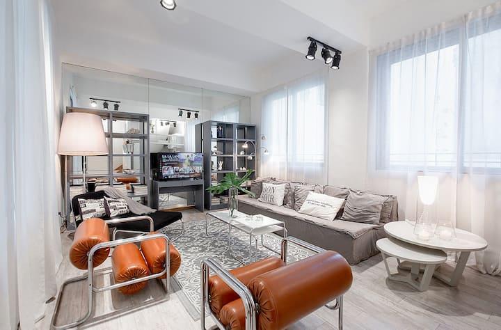 Duplex de diseño en lo mejor de Recoleta