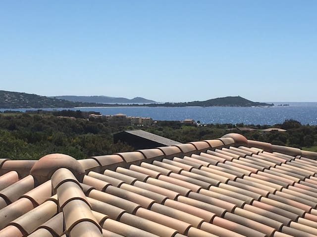 A Serena - Amethyste ,vue mer,accès indépendant